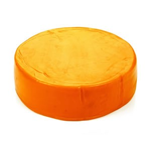 Fromage factice Daisy Wheel US Cheddar, jaune Fromage à pate semi dure fromage factice 36-00-74